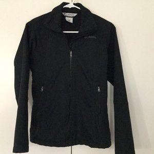 Columbia soft shell jacket size small
